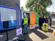 Kritiek op afblazen prikbus in Kootwijkerbroek: 'Al komen er maar een paar mensen...'