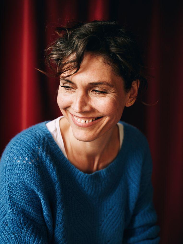 'Eigenlijk is mijn leeftijd, de pre-menopauze, zo je wilt, een fantastische leeftijd voor vrouwen. Het is onze derde adem.' Beeld Joris Casaer