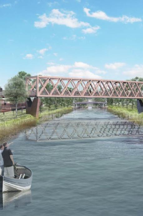 Aanleg brug Oirschot weer vertraagd