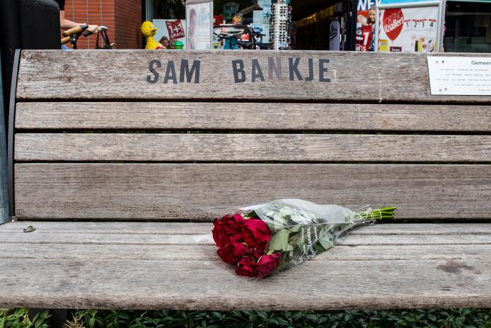 Het Sam Bankje in Twello.