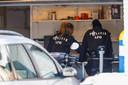 De politie trof in oktober een drugslab aan in Veldhoven.