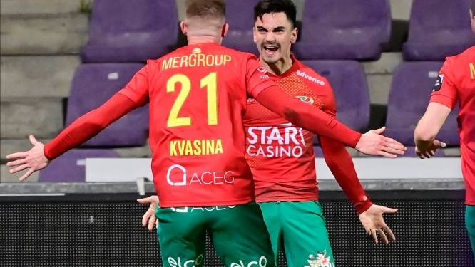"""Jelle Bataille en KV Oostende mogen nog dromen van play-off 1: """"Nu laatste competitiematch overtuigend winnen"""""""
