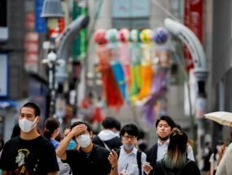 Japan verlengt en breidt noodtoestand uit door recordaantal nieuwe besmettingen in Tokio na start Olympische Spelen