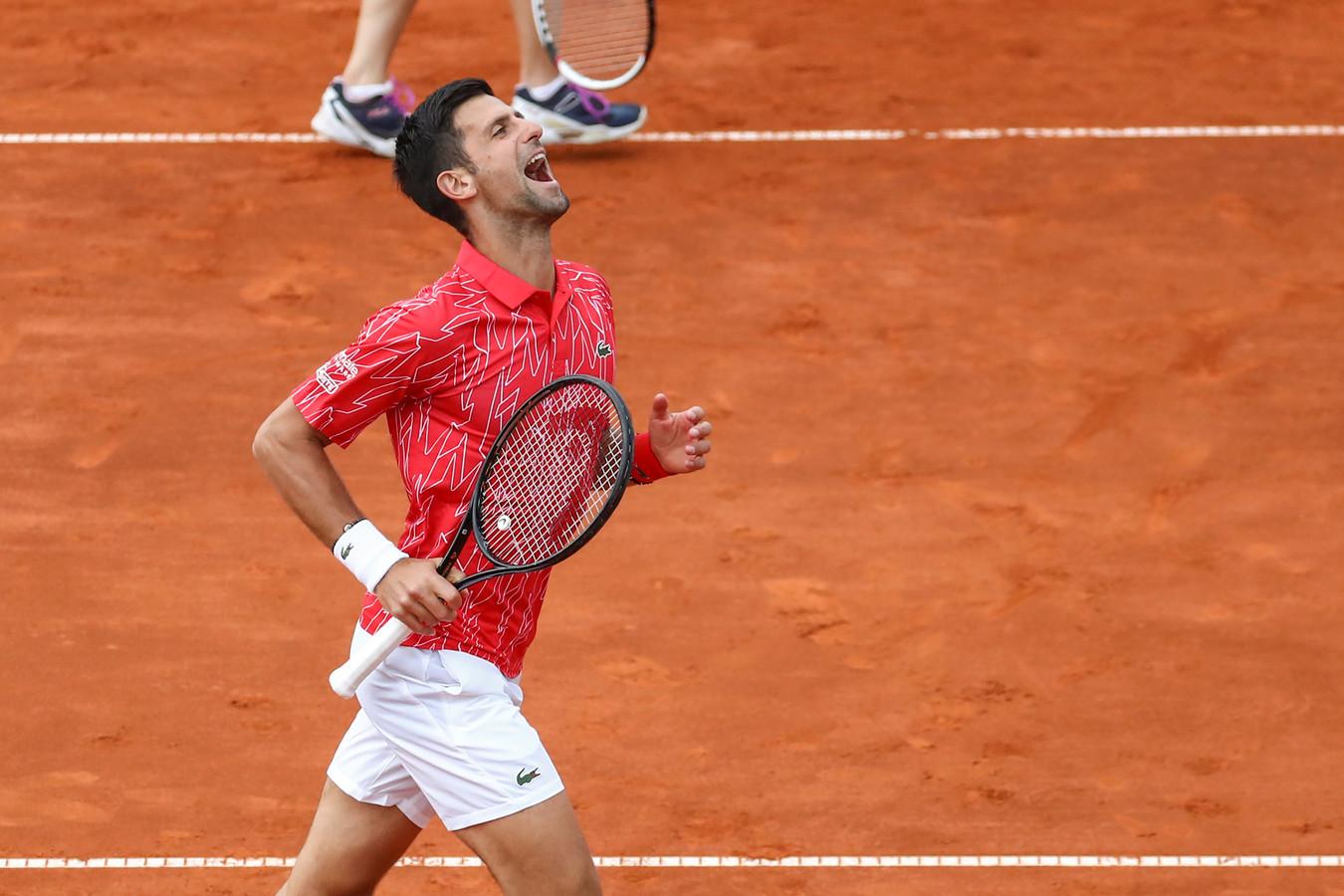 Novak Djokovic kon zijn geluk niet op tijdens zijn Adria Tour. Maar het kon eigenlijk niet slechter uitpakken.