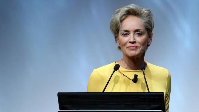 Sharon Stone werd na haar ernstige beroerte compleet genegeerd door Hollywood