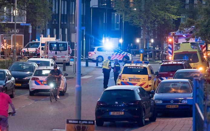 Vorige week donderdag, 19 april: paniek in Gennep. Straten afgesloten, hulpdiensten massaal uitgerukt vanwege een auto met een mogelijk explosief. Het was de auto van Gijs.