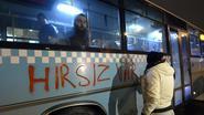 Betogingen in Turkije tegen 'dief Erdogan'