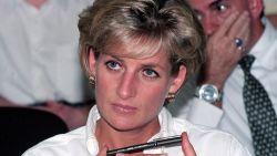 Prins William werd gepest om topless foto van prinses Diana