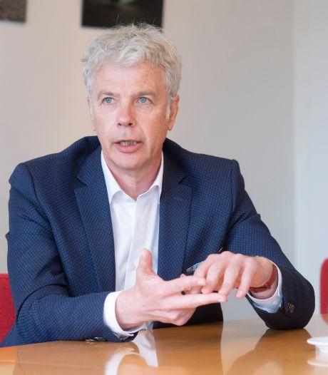 Oud-wethouder Hans Buijtelaar heeft nu al een nieuwe (tijdelijke) baan