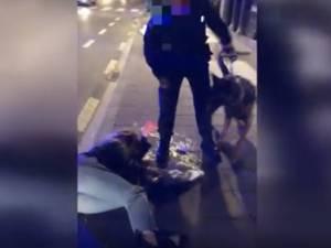 Bavure policière place Ste-Catherine? La police ouvre une enquête interne