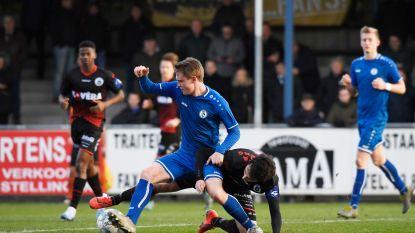 Gemiste penalty breekt Rupel Boom zuur op tegen Heist