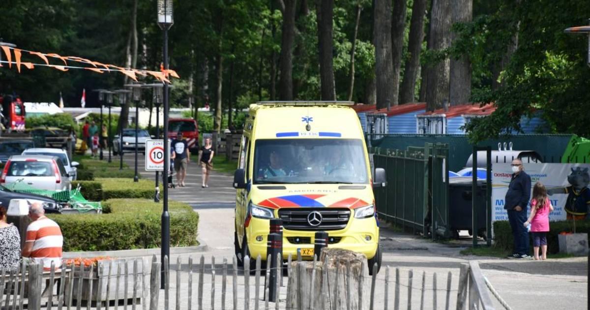 Man uit Oostburg overleden bij ongeval op vakantiepark Marina Beach.