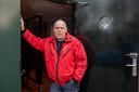 """Erik Keuterink is al sinds 1982 betrokken bij De Boerderij. Eerder was hij er jarenlang voorzitter, nu nog altijd vrijwilliger. ,,Discotheken als de Vrienborch en de Piramide kwamen, maar die bleven we voor."""""""