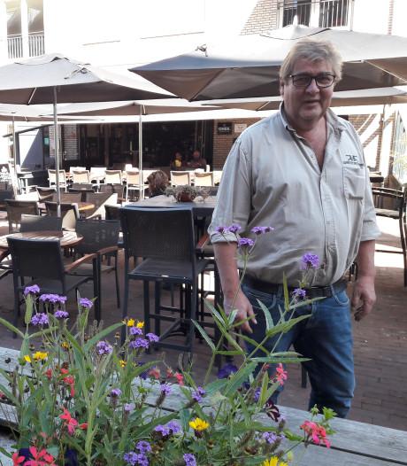 'Terrasbelasting' op het Lindeplein over een jaar omhoog, Toon Coppens trekt nog aan de bel