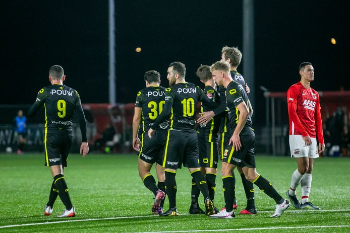 Go Ahead Eagles heeft negen van de laatste elf wedstrijden gewonnen.