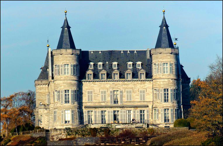 Het kasteel werd door Koning Albert II vaak gebruikt als uitvalsbasis om te gaan wandelen en natuurfoto's te maken. Beeld Photo News