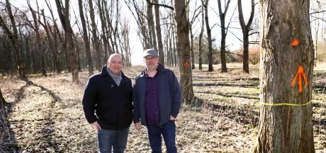 In verzet tegen kapplannen: 'Voorkom slagveld in Mallebos'