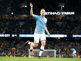 'Match made in heaven': de heerlijke goals en assists van De Bruyne in het shirt van City zijn niet meer bij te houden