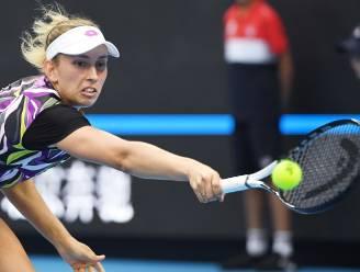 Geen halve finale op WTA Finals voor Mertens na zege van Groenefeld en Schuurs