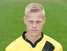 Vier goals in twee wedstrijden voor Jong NAC: voorstopper Van Hecke kan ook scoren