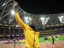 Alsnog ereronde legende Usain Bolt