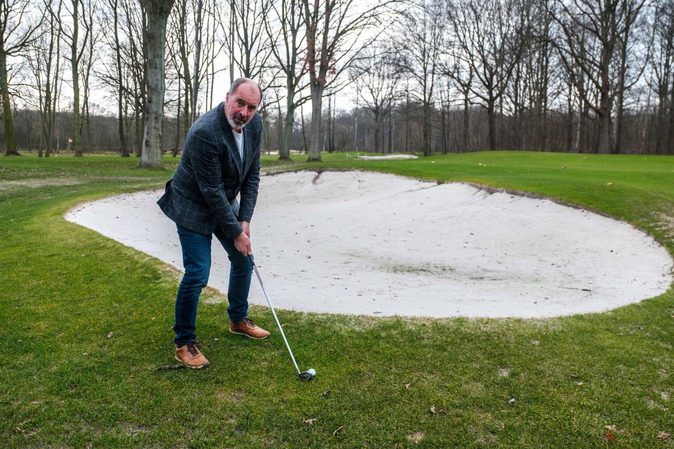 Luc Feremans van Cleydael Golf & Country Club in Aartselaar.