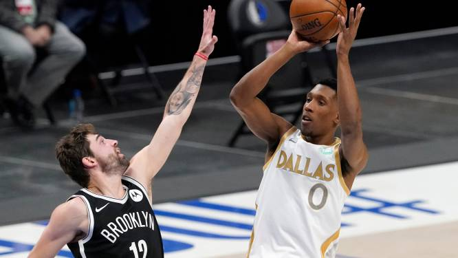 Dallas verslaat Brooklyn, Clippers winnen derby tegen Lakers
