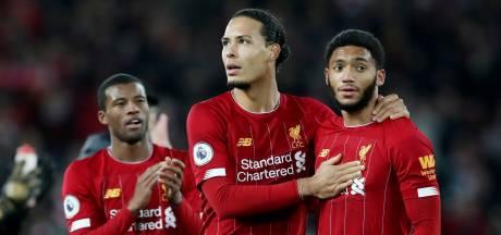 Rust er een vloek op kerstkampioen Liverpool?