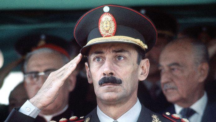 Jorge Rafael Videla in 1977.