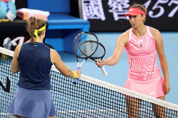 Plus solide dans les moments importants, Karolina Muchova disputera le deuxième quart de finale de Grand Chelem de sa carrière.