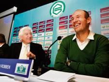 Arjen Robben maakt sensationele comeback bij FC Groningen