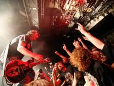 Reünie rockband Peter Pan Speedrock op Helldorado in Klokgebouw Eindhoven