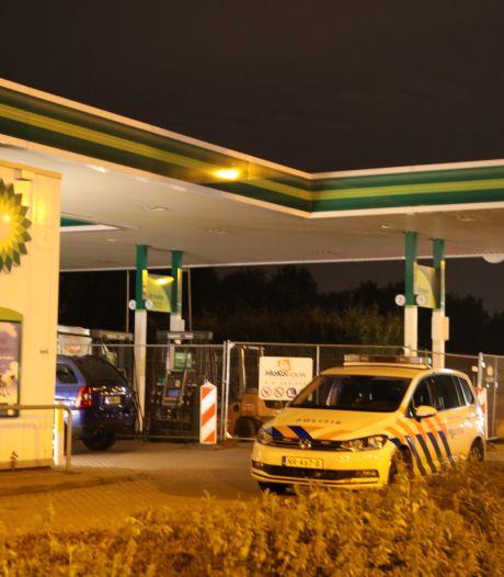 Tankstation in Veghel voor tweede keer in maand tijd overvallen, dader spoorloos