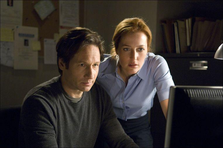 The X-Files. Beeld photo_news