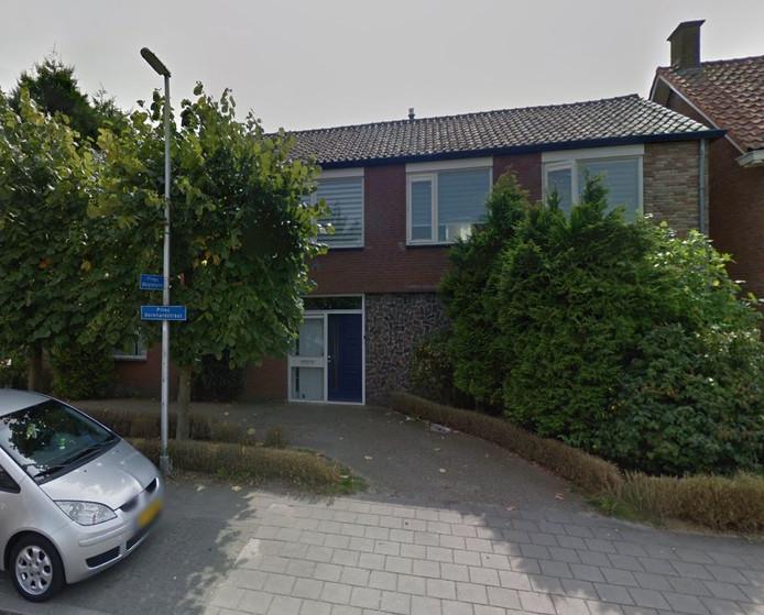 Het huis in Drunen dat Leermakers Zorggroep heeft gevonden voor dagbesteding voor mensen met autisme.
