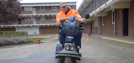 Scootmobiel rijden in Enschede: is dat nou echt zo moeilijk?