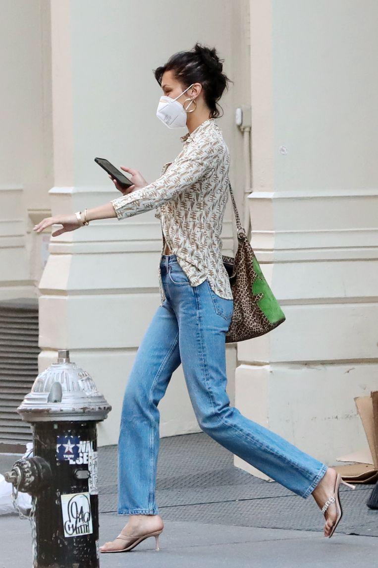 Topmodel Bella Hadid.