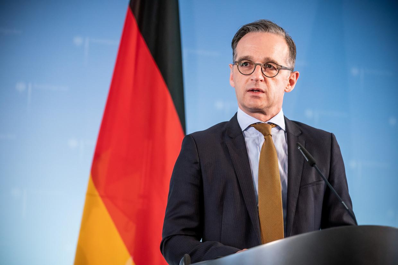 Duitse Minister Buitenlandse Zaken: Relatie Met VS