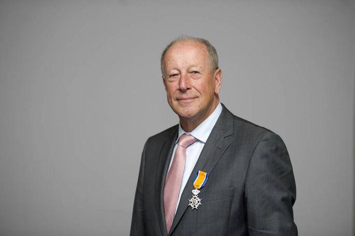 Toine van Driel (69) uit Sint-Michielsgestel