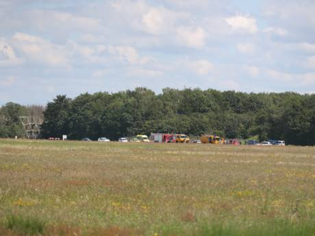 Vrouw (37) uit Kaatsheuvel verongelukt bij crash zweefvliegtuig op Vliegbasis Gilze-Rijen