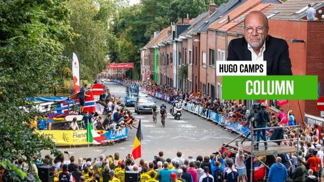 """Hugo Camps voorspelt een volksfeest zondag: """"Ik kan het niet helpen, maar ik hou van dit land. En van de koers"""""""