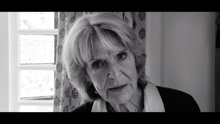 Prinses Irene van Lippe-Biesterfeld: 'Weet dat je altijd de vrijheid hebt om zo te leven zoals jij wilt leven. Dat jij je wereldvisie, je levenshouding kunt uiten door dat te doen wat klopt voor jou. Dat is leiderschap over je eigen leven hebben, en daarin zijn we vrij. Altijd.' Beeld Roek Lips