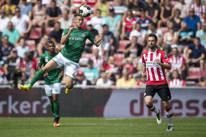 PSV - FC Groningen.