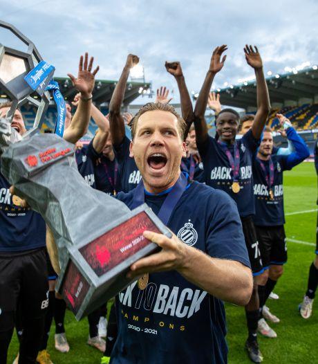 Ruud Vormer prolonge au Club de Bruges jusqu'en 2023