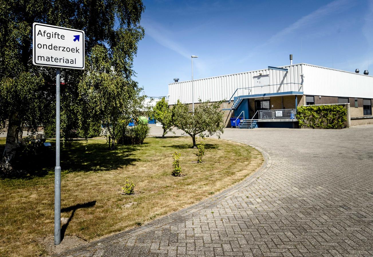 Het laboratorium van Wageningen Bioveterinary Research.