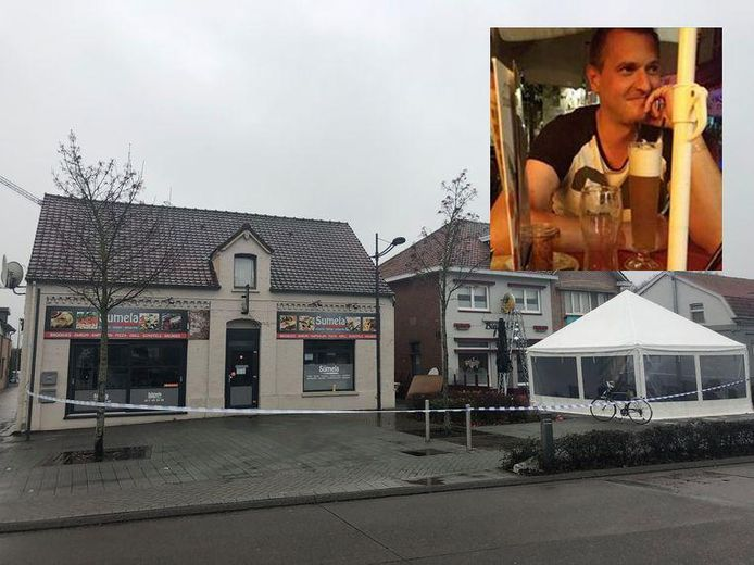 Tom Schouteden overleed na een slag tijdens een caféruzie in een Bocholts café.