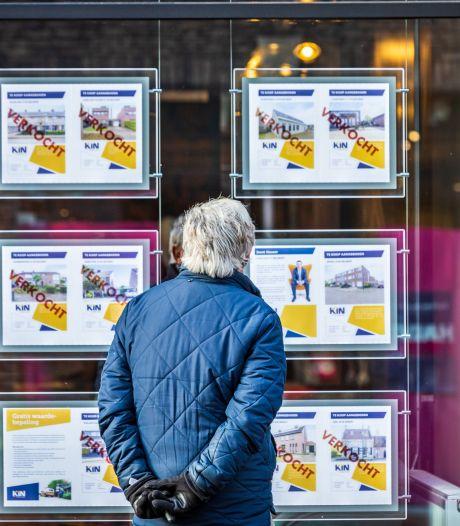Huizenprijzen in een dip door corona? Ze breken juist record na record