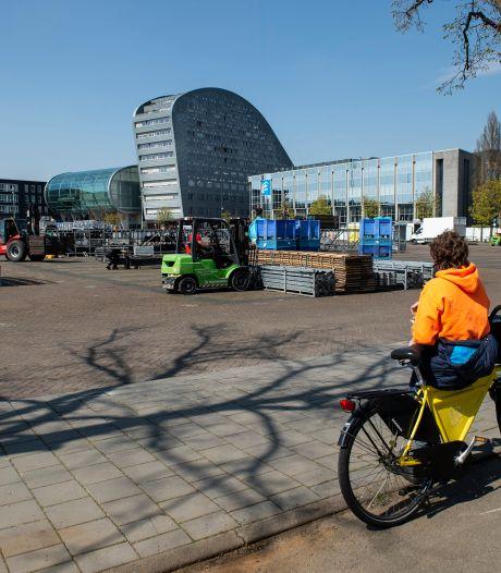 Politiebonden maken zich zorgen om openbare orde rond 538-feest Breda en overwegen werkonderbreking