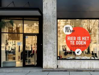 Vergeet 'Black Friday': in eigen land steunen we met 'Bel Friday' volgend weekend de Belgische retailers