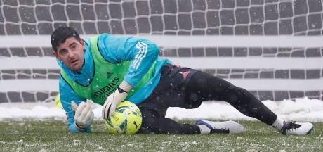 La colère de Thibaut Courtois après le périple du Real Madrid à Osasuna